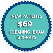 $69 New Patient Offer for Dental Exam